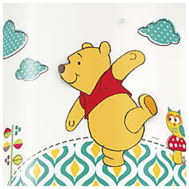 PLC-7175134U0 2) Philips Disney Winnie the Pooh Suspension Light Lampshade  3