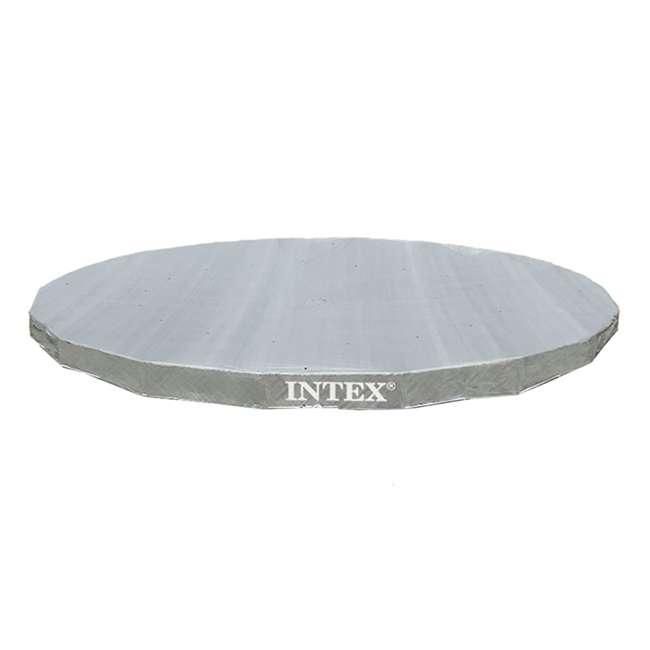 Intex Deluxe Debris Pool Cover for 16-Foot Intex Ultra Frame Pool ...