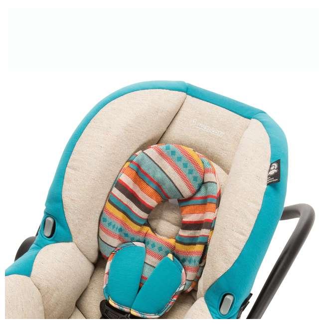 IC152CKN Maxi-Cosi Mico AP Infant Rear Facing Car Seat, Bohemian Blue 4