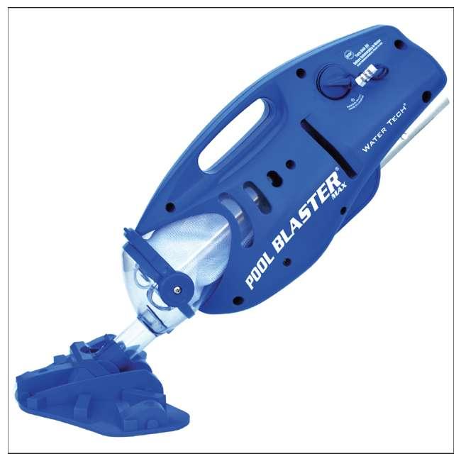 POOLBUSTER Water Tech Pool Blaster MAX Pool Cleaner Vacuum 1