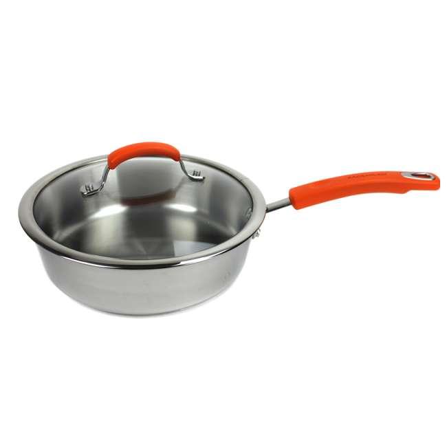 75813 Rachael Ray 10-Piece Cookware Set 4