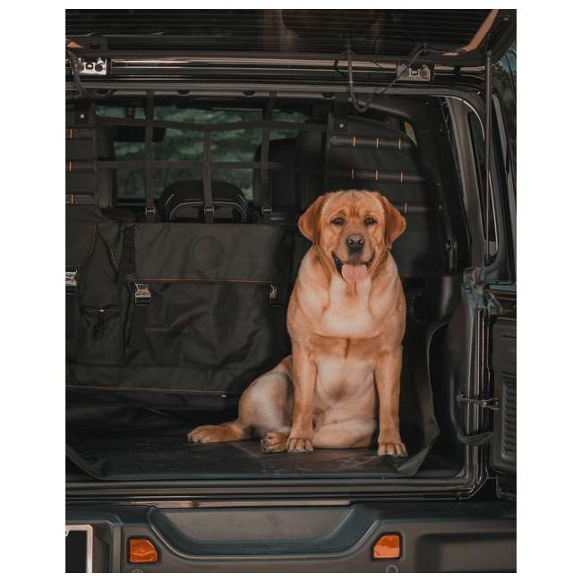 XG-313 XG Cargo Sportsman Pet Floor Liner for Jeep Wrangler JL w/ Right Sidewall Speaker 2