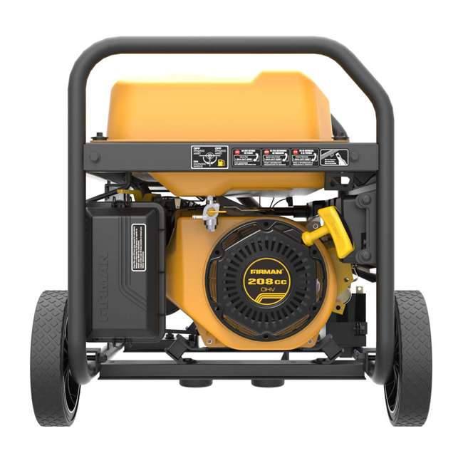 P03603 Firman P03603 3650W Wheeled Inverter Generator with Remote 2