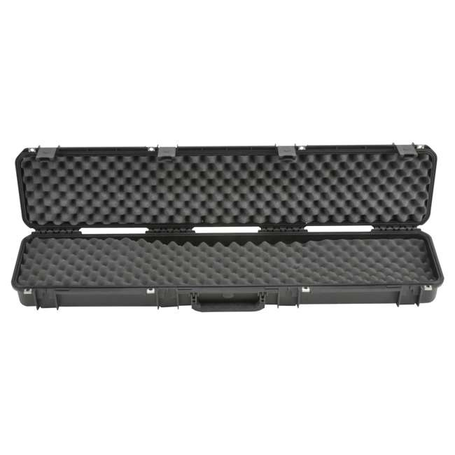 3i-4909-SR SKB Cases 3I-4909-SR iSeries Hard Plastic Single Hunting Rifle Case (2 Pack) 4