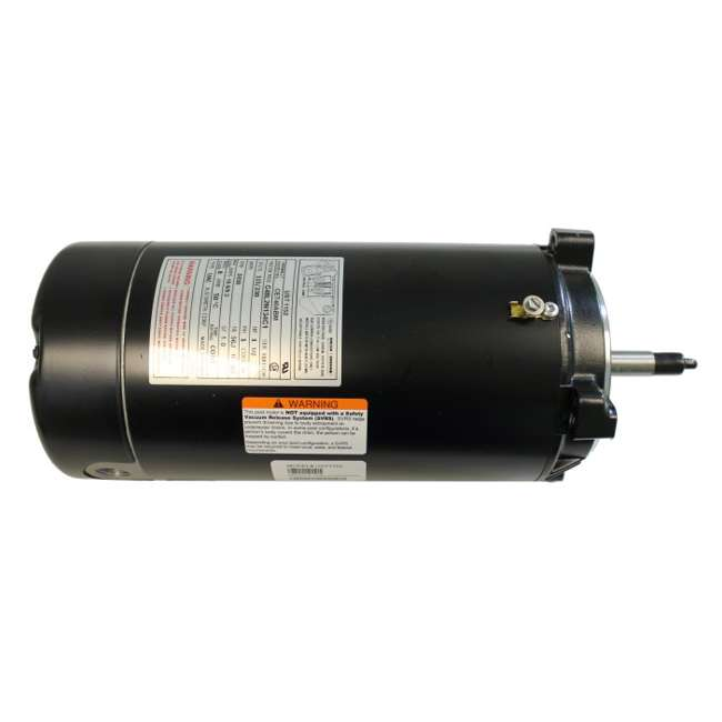 Century a o smith 1 5hp c flange 56j swimming pool spa for Pool pump and motor replacement cost