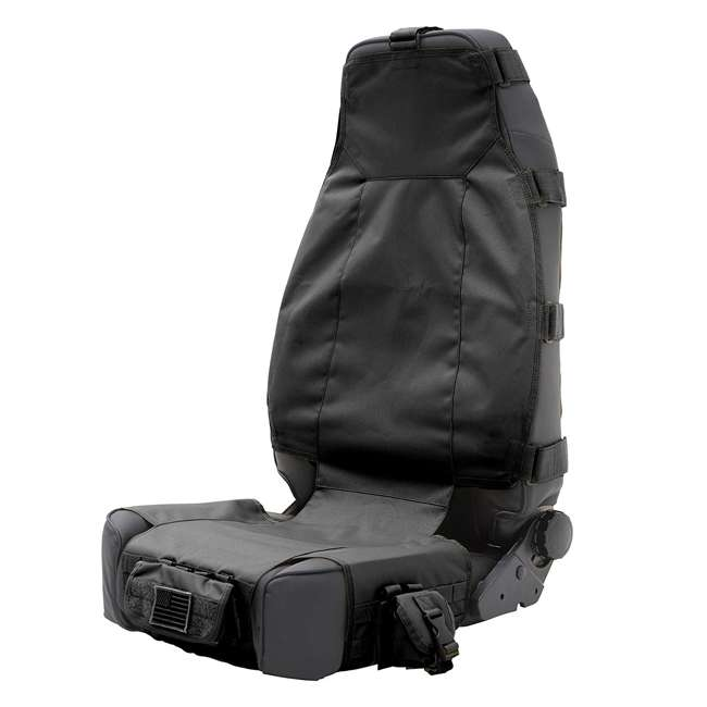 5661001-SMITTYBILT Smittybilt GEAR 1976-2013 Jeep Storage Bag Front Seat Cover