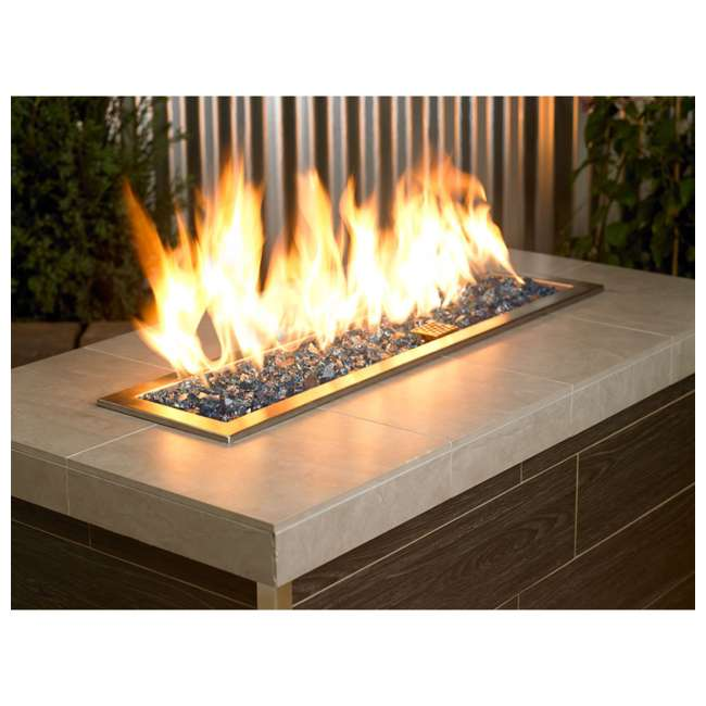AFF-PABL12-10 American Fireglass 10 LB Bag 1/4 Inch Reflective Fireplace & Pit Glass, Black 4
