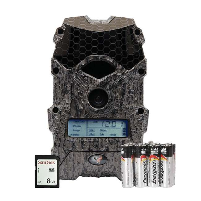 4 x WGI-M16B31DE2-8 Wildgame Innovations Mirage 16MP Game Camera Kit (4 Pack) 1
