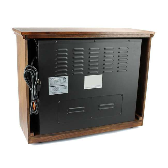 LS-1111HH-2 LifePro LS-1111HH 3 Element Electric Fireplace Heater 3