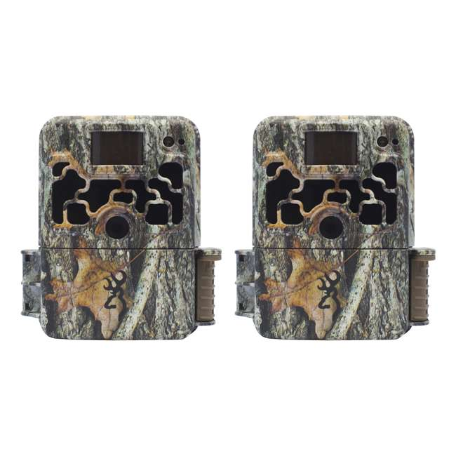 BTC6HD-940 Browning Trail Cameras Dark Ops 940 16MP HD IR Game Camera, 2 Pack