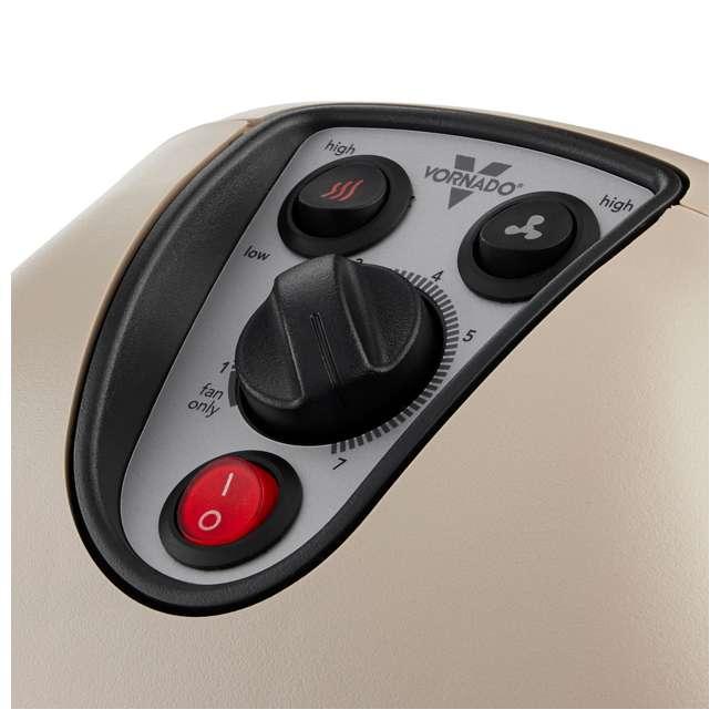 VH2-WHITESTONE Vornado VH2 Whole Room Space Heater 4