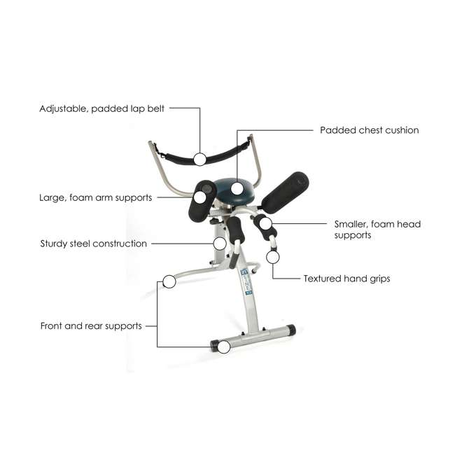 20-4800 Stamina Products 20-4800 Inline Traction Control System for Spinal Decompression 1