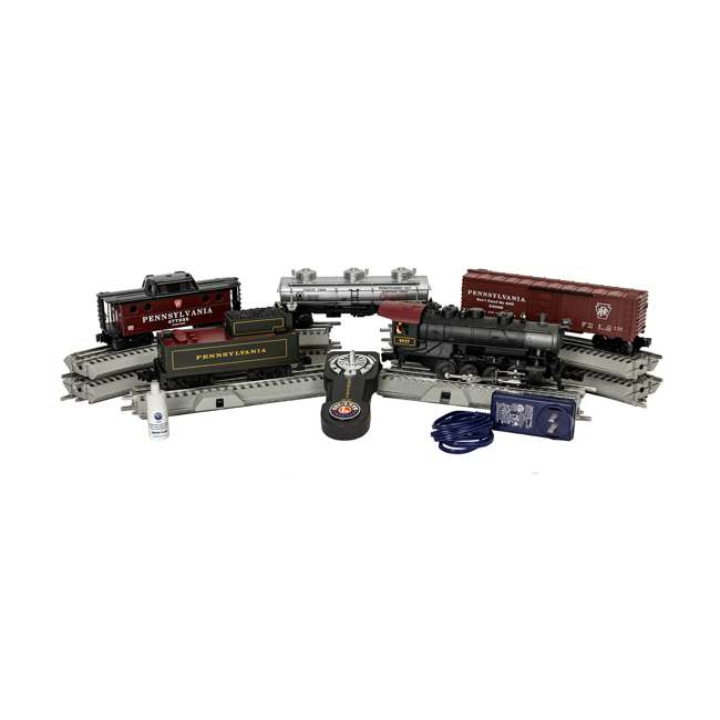 711808 Lionel Trains Pennsylvania Flyer Bluetooth 8-0 Locomotive Train Set (Open Box) 2