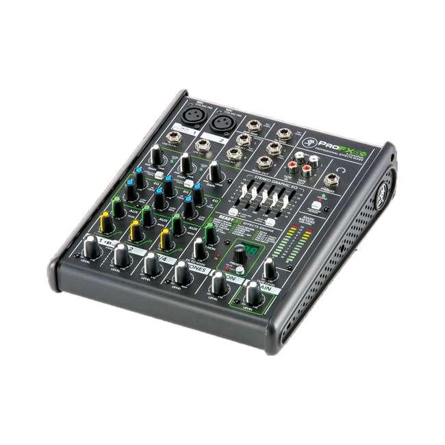 ProFX4v2-OB Mackie ProFX4v2 Live Sound 4-Channel Mixer