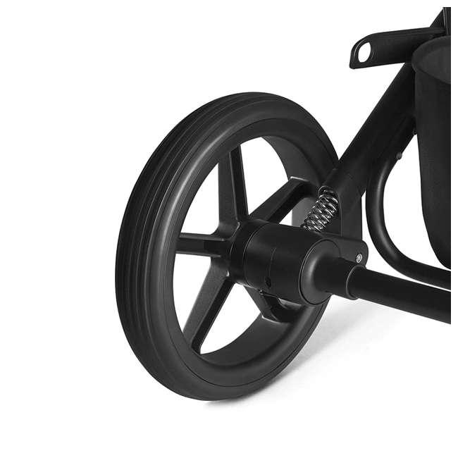 518001059-U-A Cybex Balios S 3 in 1 Folding Stroller, Lava Stone Black (Open Box) 4