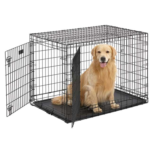 742UP-U-A MidWest Homes for Pets 42-Inch Ultima Pro Dog Crate (Open Box) 1
