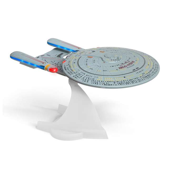 ST-ENTD Fametek Star Trek Enterprise 1701-D Bluetooth Speaker & Sleep Machine