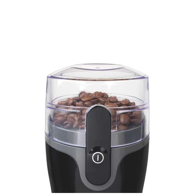 49976 + 80335R Hamilton FlexBrew Coffee Maker w/ Hamilton Beach Coffee Grinder 8