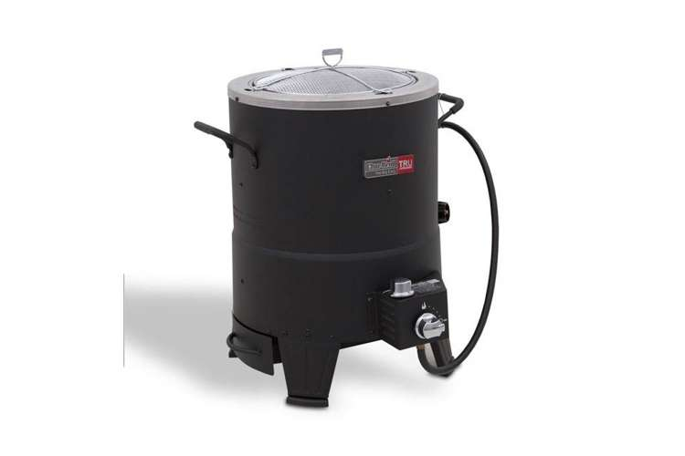 14101480 + 5585782�Char-Broil the Big Easy TRU-Infrared Oil-less Turkey Fryer with Cover