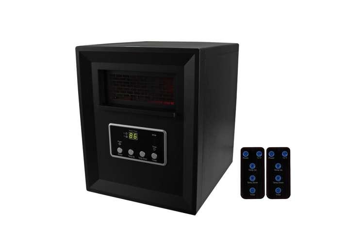 LS-1002HH�LifeSmart LifePro 1,000 Sq Ft Infrared Quartz Heater | LS-1002HH