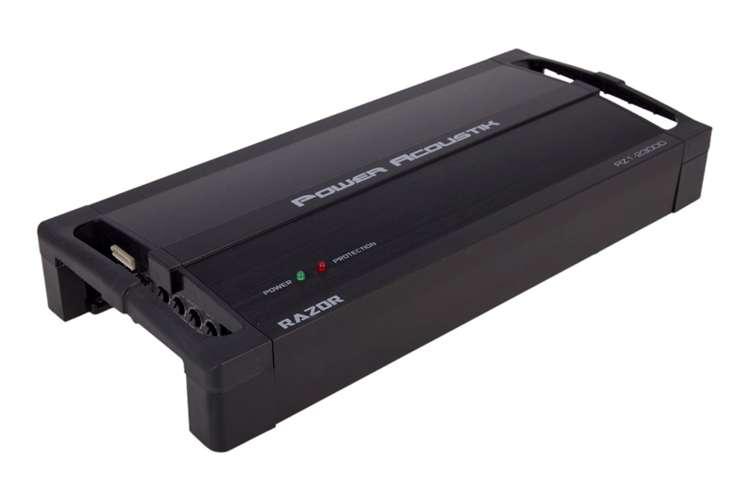 RZ12300D�Power Acoustik 2300 Watt MONO Amplifier | RZ1-2300D
