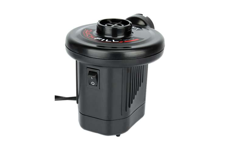 intex quick fill electric air pump instructions