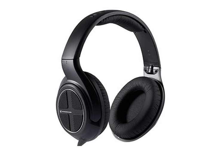 hd428-RB�Sennheiser HD428 Hi-Fi Stereo Headphones (Refurbished)