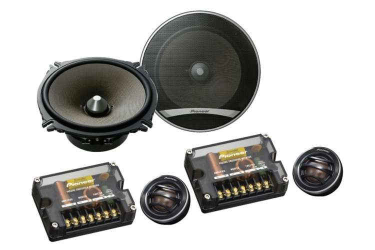 TSD1720C�Pioneer TS-D1720C 6.75-Inch 280W Component Speakers (Pair)