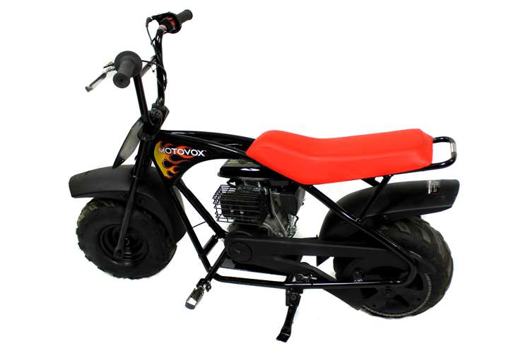 MBX10-RB�Motovox MBX10 79.5cc 4 Stroke Powered Mini Bike (Refurbished)