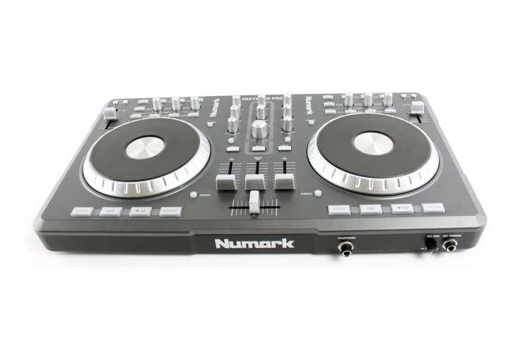 MIXTRACK-PRO�Numark Mixtrack Pro Professional DJ Software Controller   MIXTRACK-PRO