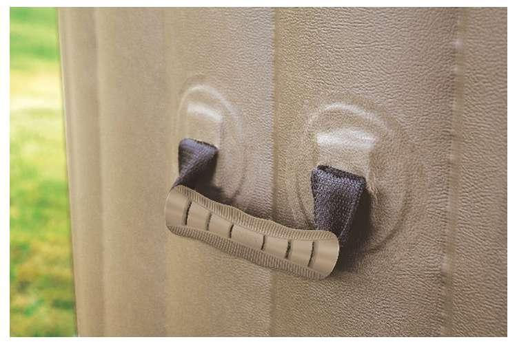 28401E�Intex PureSpa Bubble Therapy Inflatable Spa   28401E