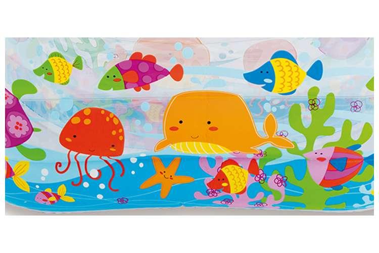 56493EP�INTEX Ocean Reef Inflatable Swimming Pool