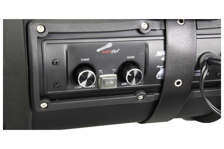 ATVP3200�Audiopipe ATVP-3200 Dual 8-Inch 350W ATV/Marine Speaker System
