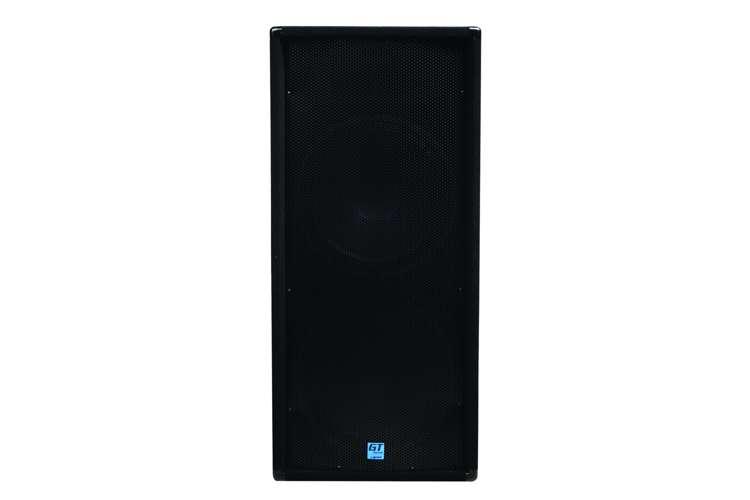 """GT-3004-RB�Gemini GT-3004 - (2) 15"""" 2400W Portable DJ Dual Trapezoid Club Speakers (Refurbished)"""