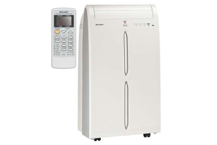 SHARP-CVP10PC�Sharp 10000 BTU Portable Air Conditioner | SHARP-CVP10PC
