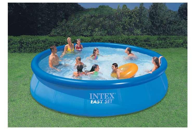 "28160EH�Intex 15'x36"" Easy Set Above-Ground Pool   28160EH"